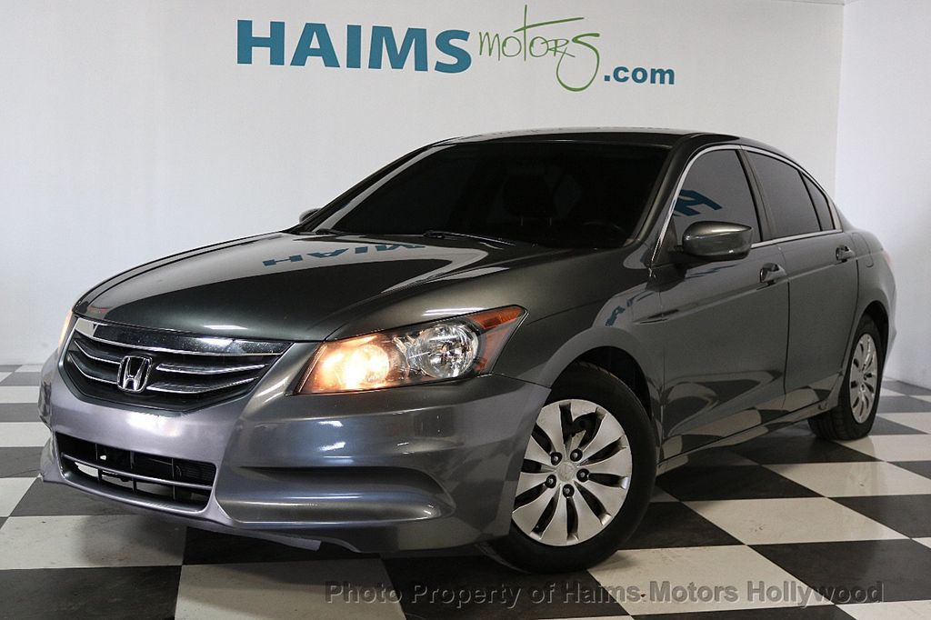 2012 Honda Accord Sedan 4dr I4 Automatic LX - 17437806 - 1
