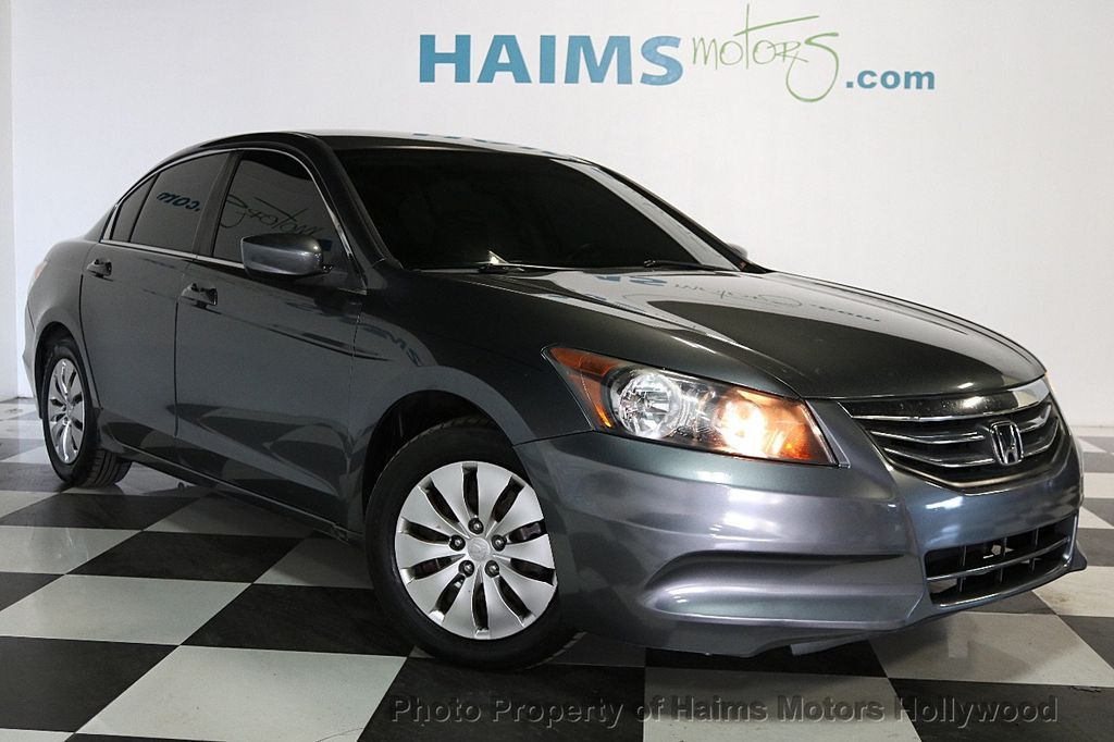 2012 Honda Accord Sedan 4dr I4 Automatic LX - 17437806 - 3