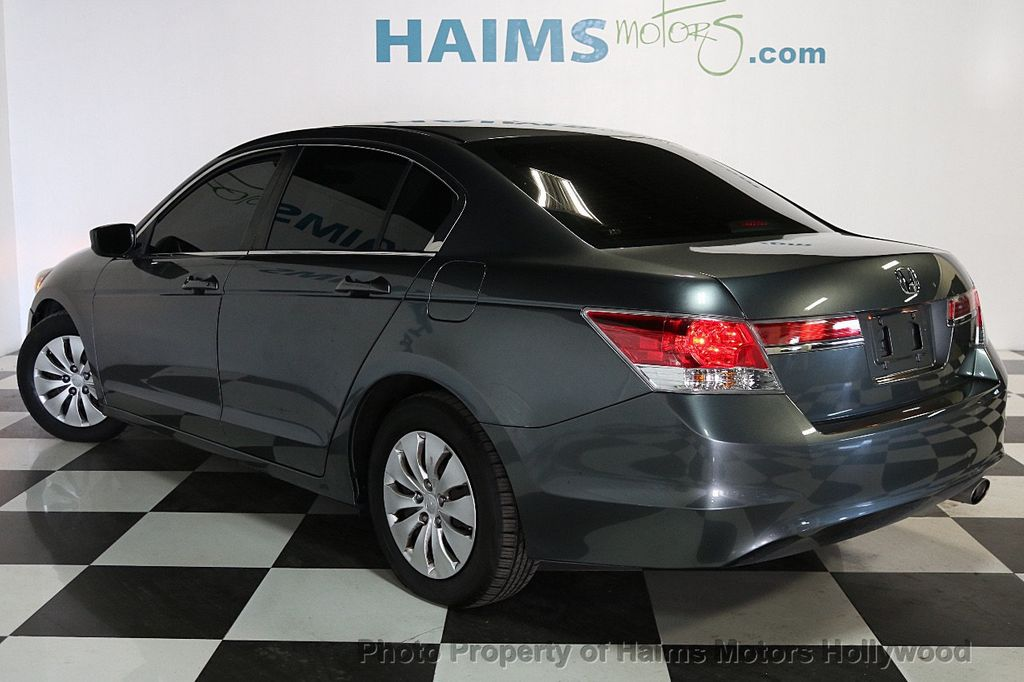2012 Honda Accord Sedan 4dr I4 Automatic LX - 17437806 - 4
