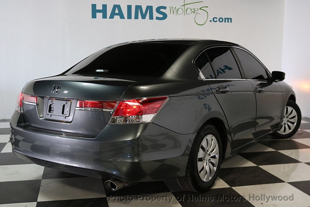 2012 Honda Accord Sedan 4dr I4 Automatic LX - 17437806 - 6