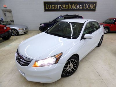 2012 Honda Accord Sedan 4dr I4 Automatic LX