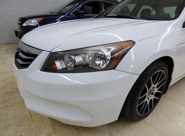 2012 Honda Accord Sedan 4dr I4 Automatic LX - Click to see full-size photo viewer