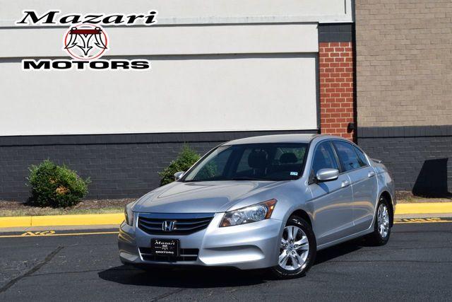 2012 Honda Accord Sedan 4dr I4 Automatic LX Premium