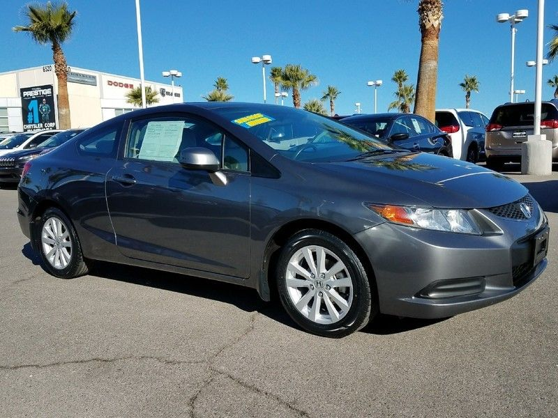 2012 Honda Civic Coupe EX - 17084454 - 2