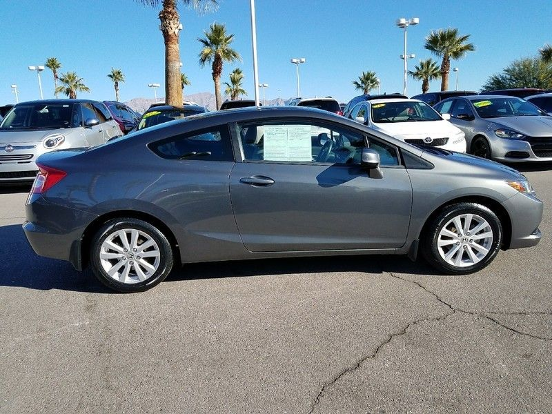 2012 Honda Civic Coupe EX - 17084454 - 3