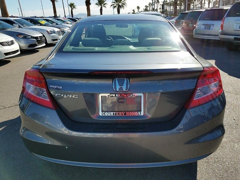 2012 Honda Civic Coupe EX - 17084454 - 5
