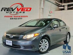2012 Honda Civic Sedan - 19XFB2F82CE010215
