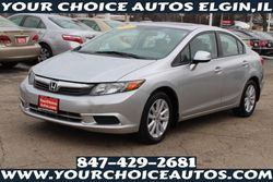 2012 Honda Civic Sedan - 19XFB2F94CE048358