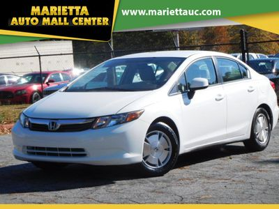 2012 Honda Civic Sedan 4dr Automatic HF