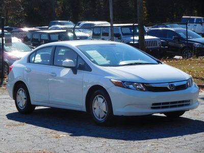 2012 Honda Civic Sedan 4dr Automatic HF - Click to see full-size photo viewer