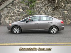 2012 Honda Civic Sedan - 19XFB2F55CE36