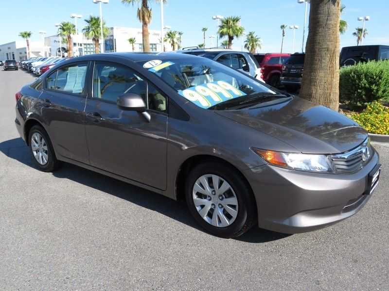2012 Honda Civic Sedan LX - 16816596 - 2