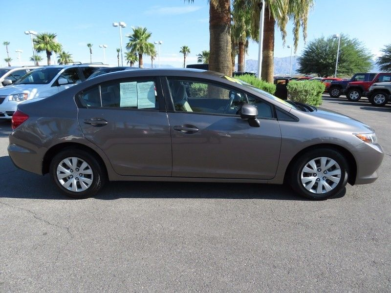 2012 Honda Civic Sedan LX - 16816596 - 3