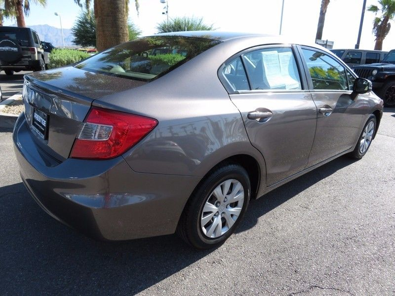 2012 Honda Civic Sedan LX - 16816596 - 4