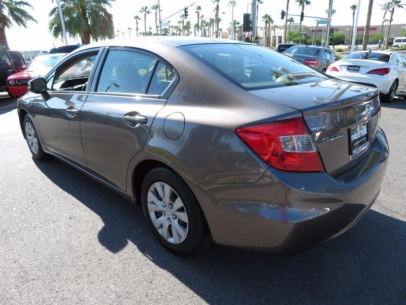 2012 Honda Civic Sedan LX - 16816596 - 6