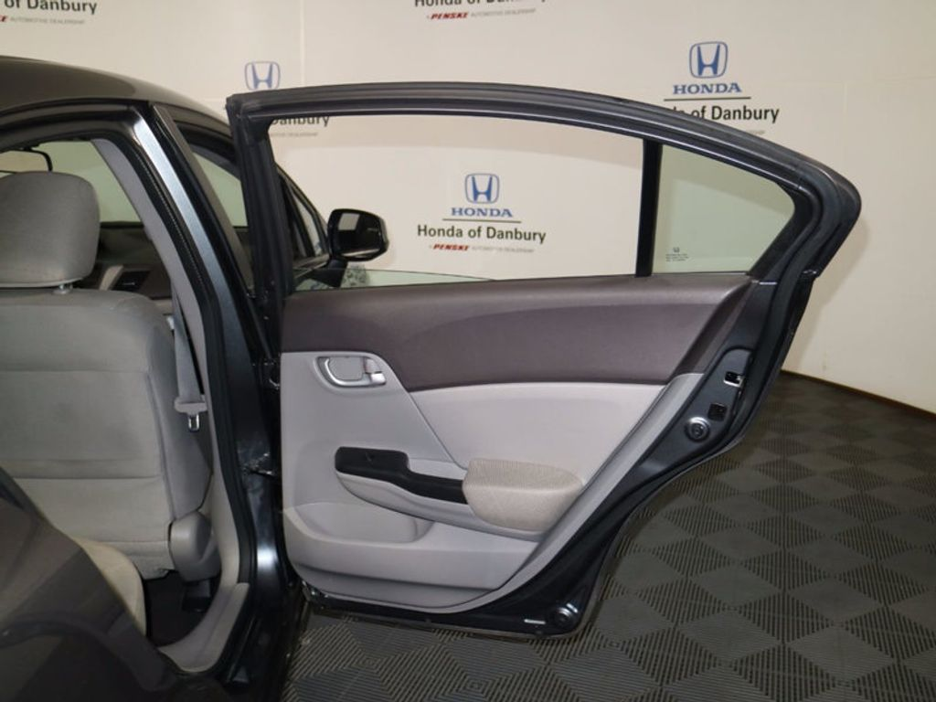 2012 Honda Civic Sedan LX - 16824676 - 12