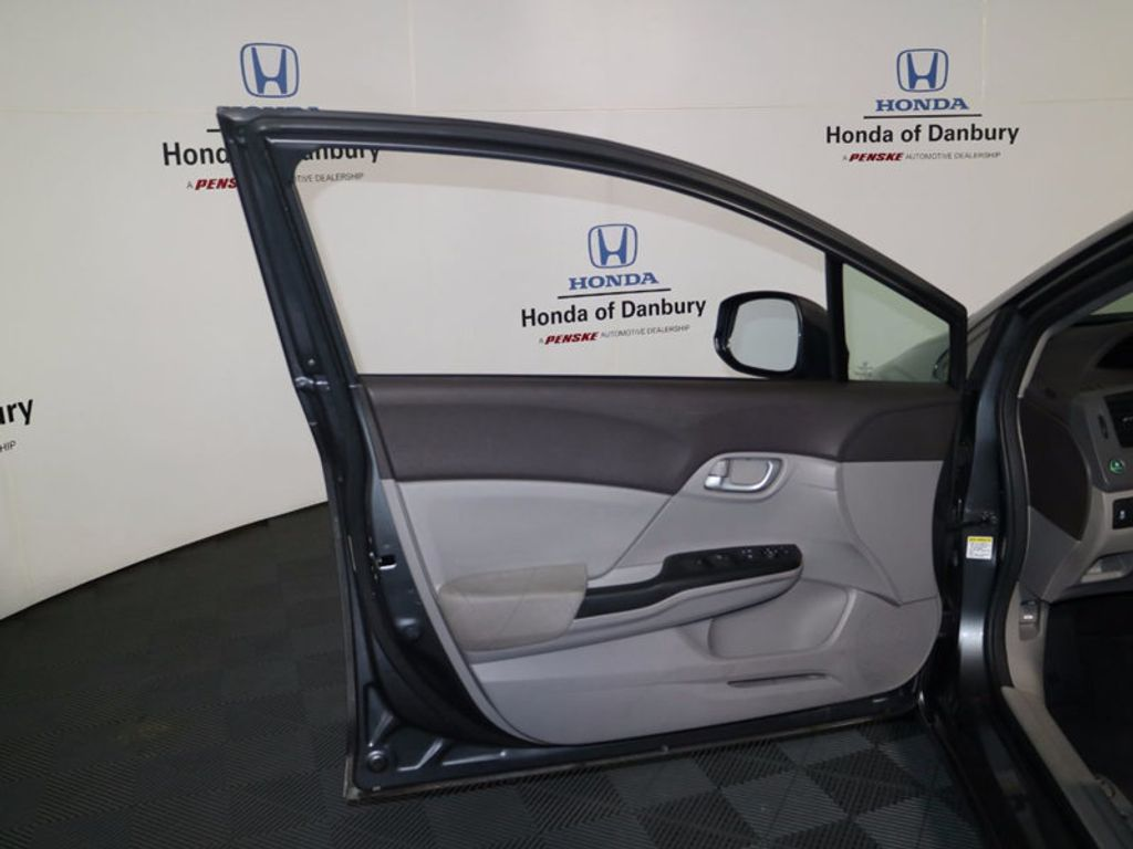 2012 Honda Civic Sedan LX - 16824676 - 14