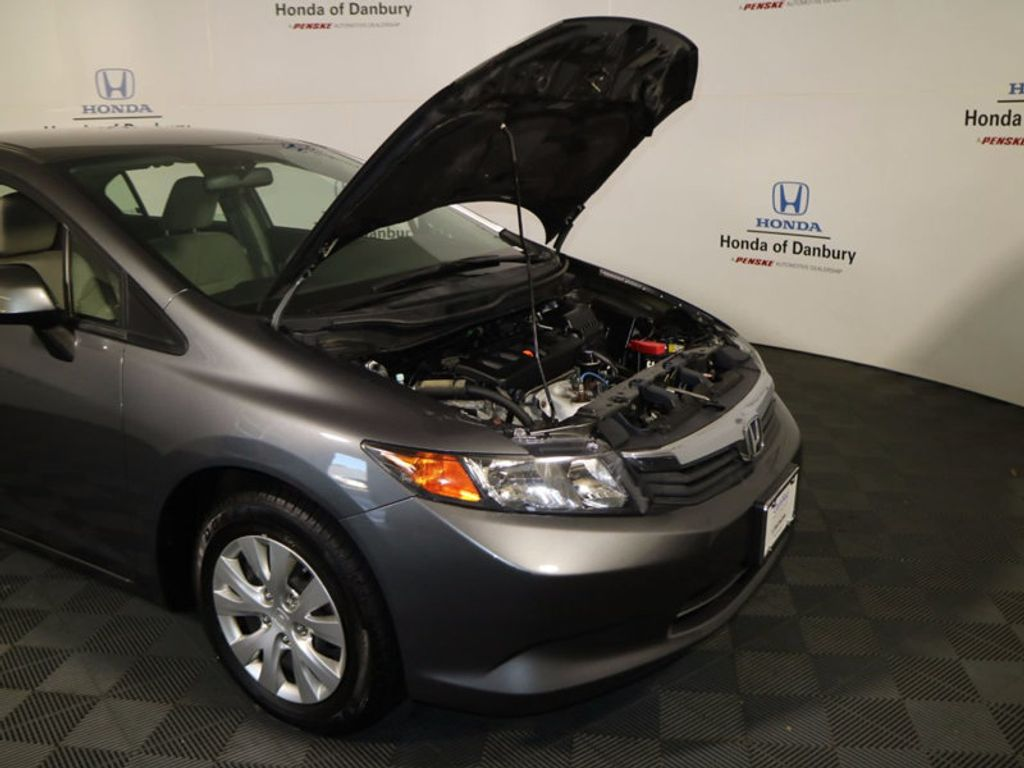 2012 Honda Civic Sedan LX - 16824676 - 2