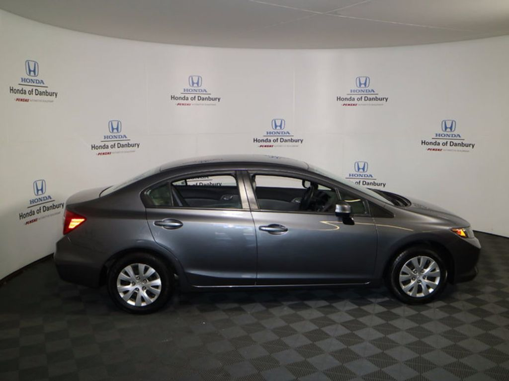 2012 Honda Civic Sedan LX - 16824676 - 4