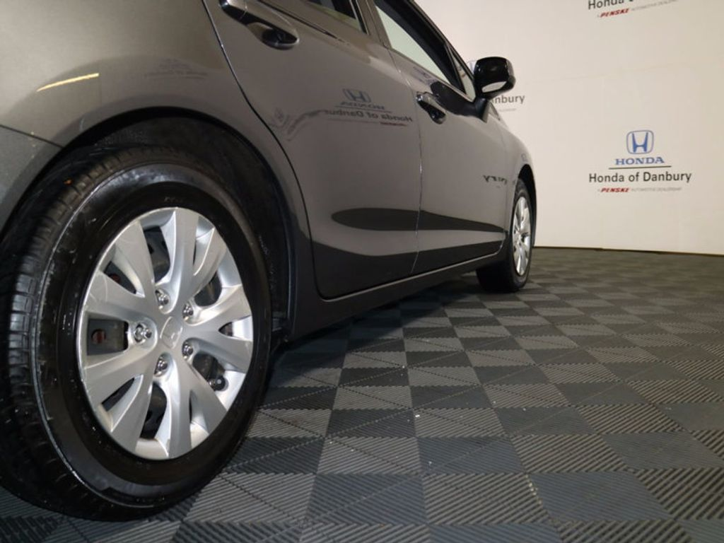 2012 Honda Civic Sedan LX - 16824676 - 5