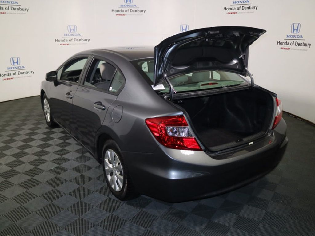 2012 Honda Civic Sedan LX - 16824676 - 7