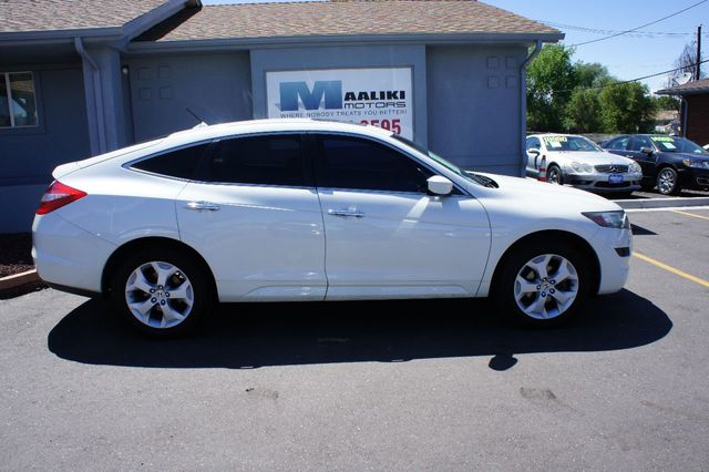 Used Honda Crosstour >> 2012 Used Honda Crosstour 4wd V6 5dr Ex L At Maaliki Motors Serving
