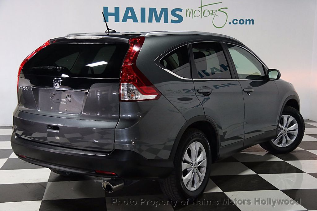 2012 used honda cr v ex l at haims motors serving fort. Black Bedroom Furniture Sets. Home Design Ideas