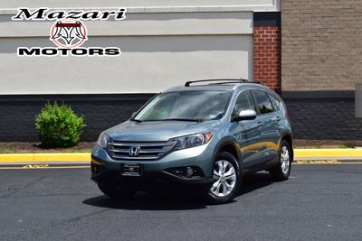 2012 Honda CR-V EX-L - Click to see full-size photo viewer