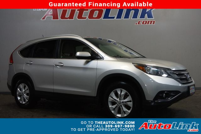 Used Honda Crv 2012 >> 2012 Used Honda Cr V Ex L Sport Utility 4d At The Auto Link Serving Bartonville Il Iid 19480798