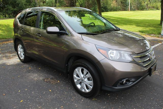 2012 Honda CR-V ONE OWNER AWD EX-L W/ NAVIGATION - Click to see full-size photo viewer