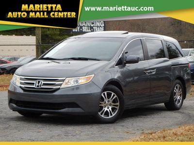 2012 Honda Odyssey 5dr EX-L Van