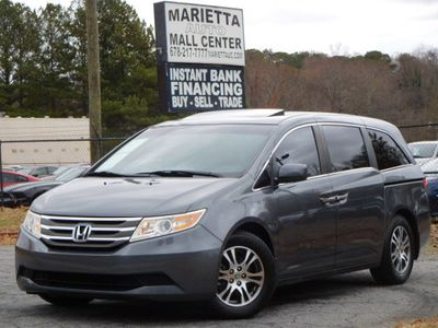 2012 Honda Odyssey 5dr EX-L - Click to see full-size photo viewer