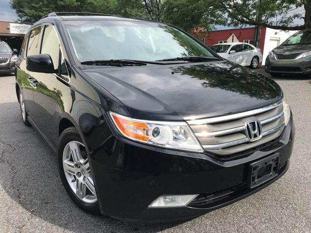 2012 Honda Odyssey Touring 4dr Mini Van