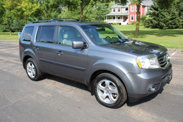 2012 Honda Pilot AWD ONE OWNER EXL w/DVD LEATHER MOONROOF