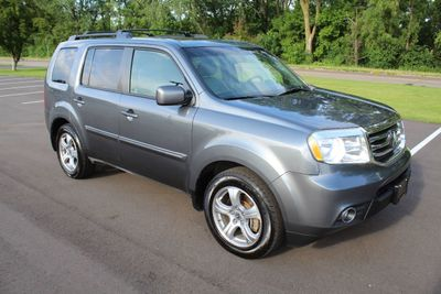 2012 Honda Pilot ONE OWNER AWD EXL LEATHER MOONROOF SUV