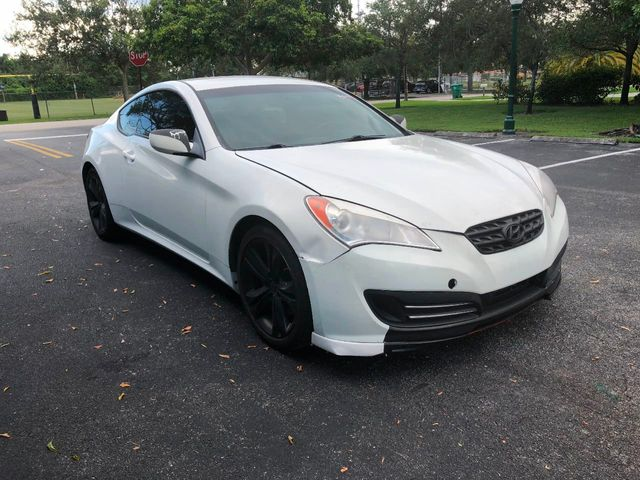 2012 Hyundai Genesis Coupe 2.0 T >> Used Cars In South Florida