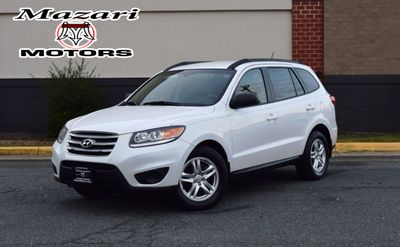 2012 Hyundai Santa Fe AWD 4dr I4 GLS - Click to see full-size photo viewer