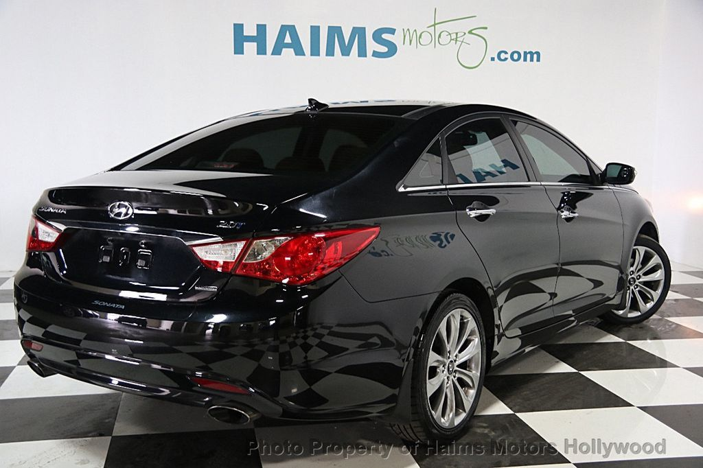 2012 used hyundai sonata 4dr sedan 2 0t automatic limited at haims motors serving fort. Black Bedroom Furniture Sets. Home Design Ideas
