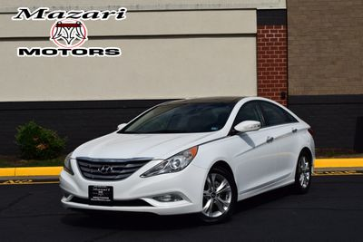 2012 Hyundai Sonata 4dr Sedan 2.4L Automatic Limited - Click to see full-size photo viewer