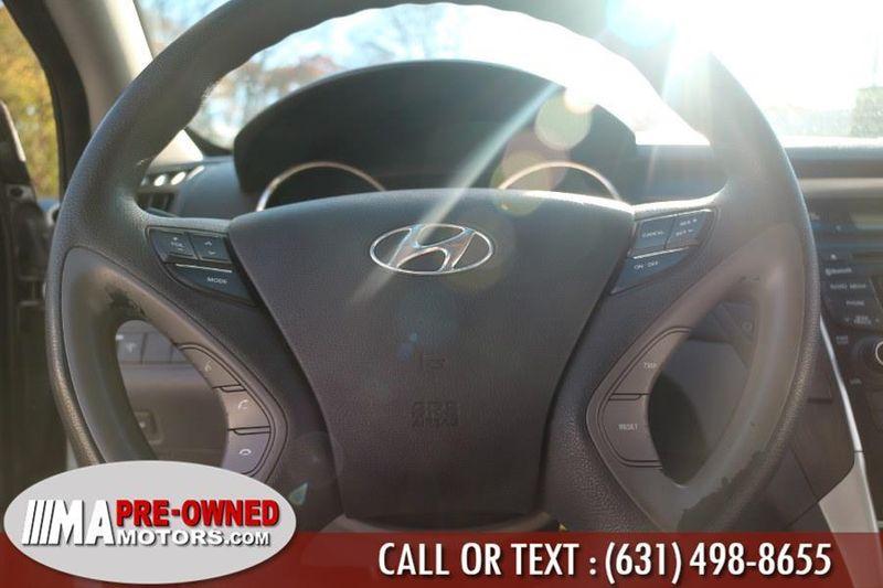 2012 Used Hyundai Sonata 4dr Sedan 2 4L Manual GLS at WeBe Autos Serving  Long Island, NY, IID 18301326