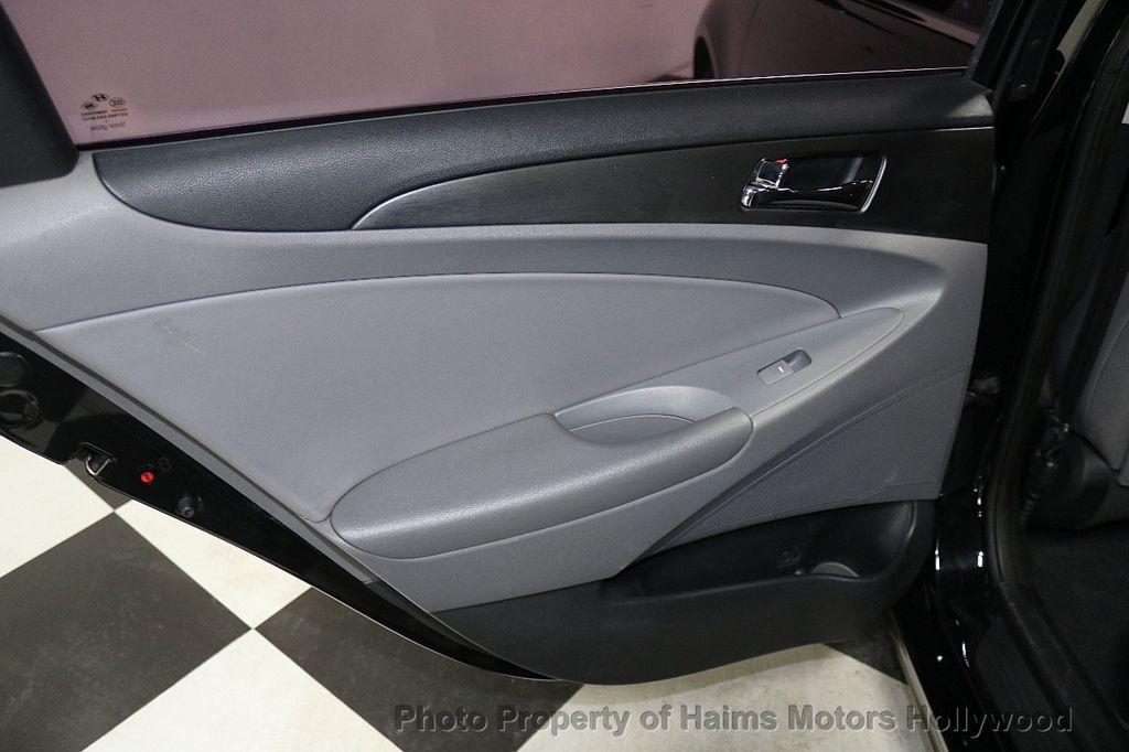 2012 Hyundai Sonata GLS - 17843921 - 9