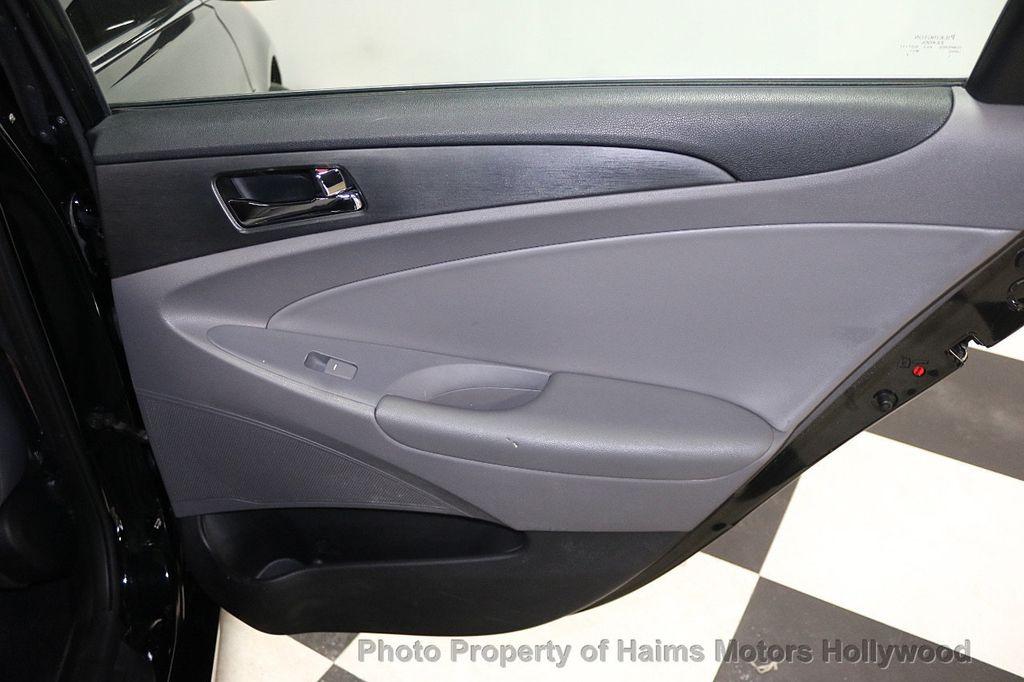 2012 Hyundai Sonata GLS - 17843921 - 10