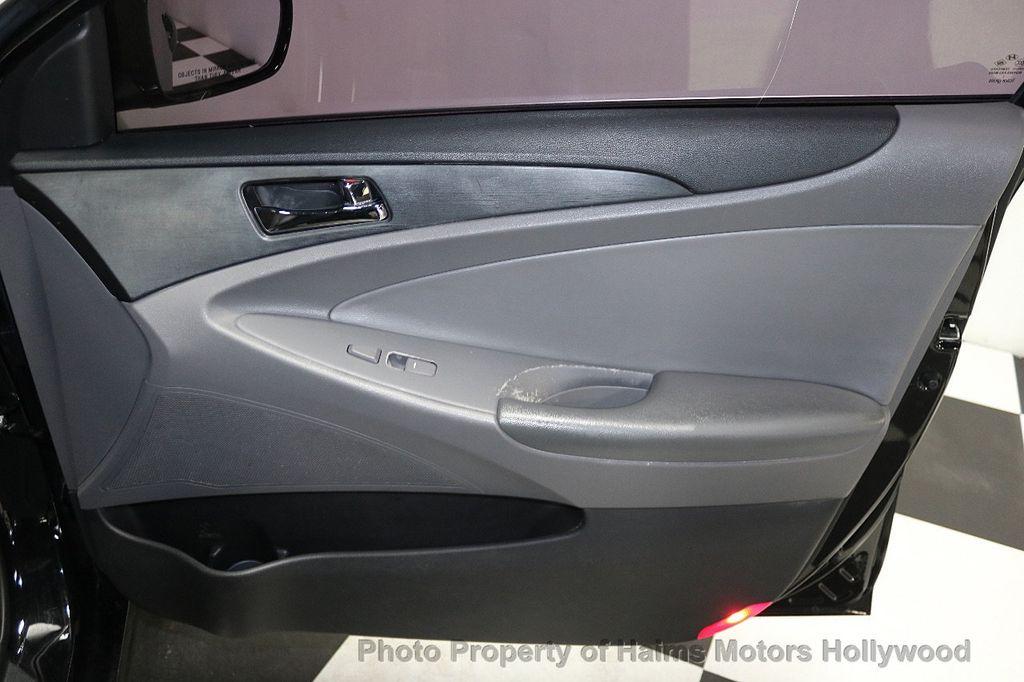 2012 Hyundai Sonata GLS - 17843921 - 11