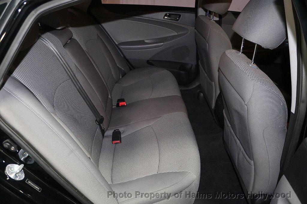 2012 Hyundai Sonata GLS - 17843921 - 13