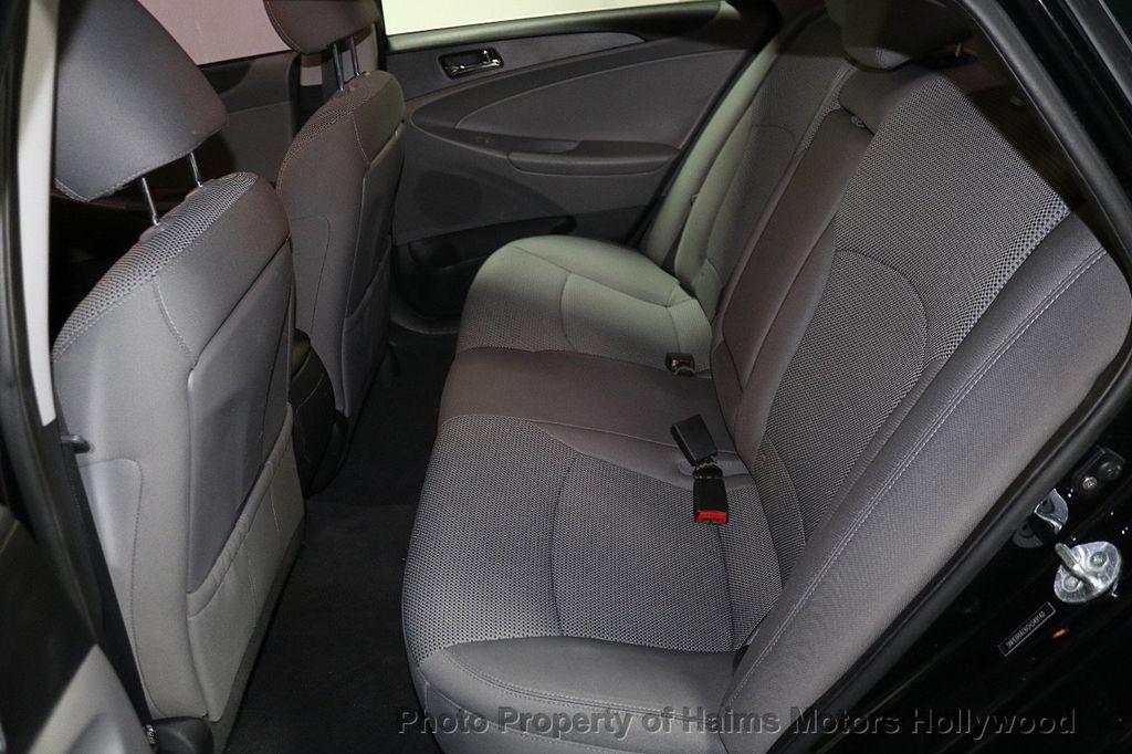 2012 Hyundai Sonata GLS - 17843921 - 14
