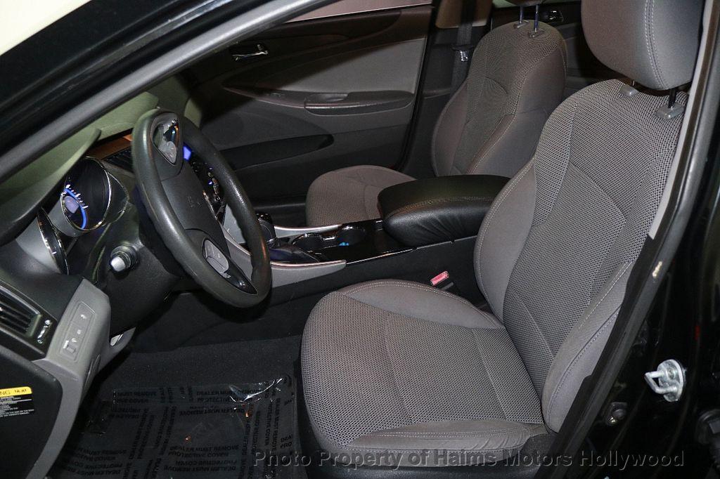 2012 Hyundai Sonata GLS - 17843921 - 15