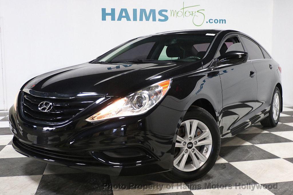 2012 Hyundai Sonata GLS   17843921   1