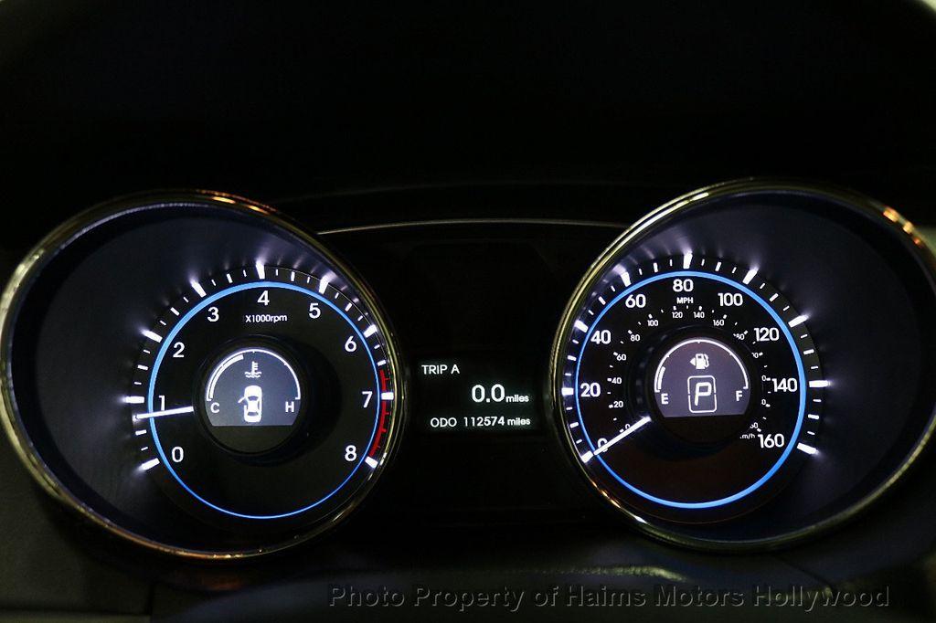 2012 Hyundai Sonata GLS - 17843921 - 25