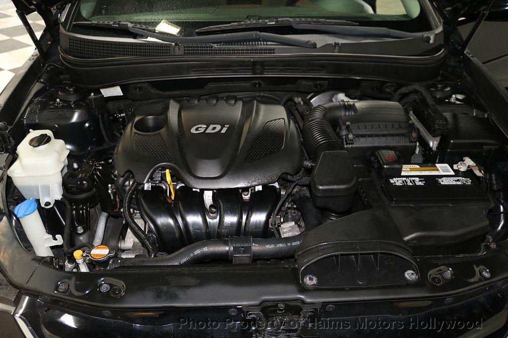 2012 Hyundai Sonata GLS - 17843921 - 27