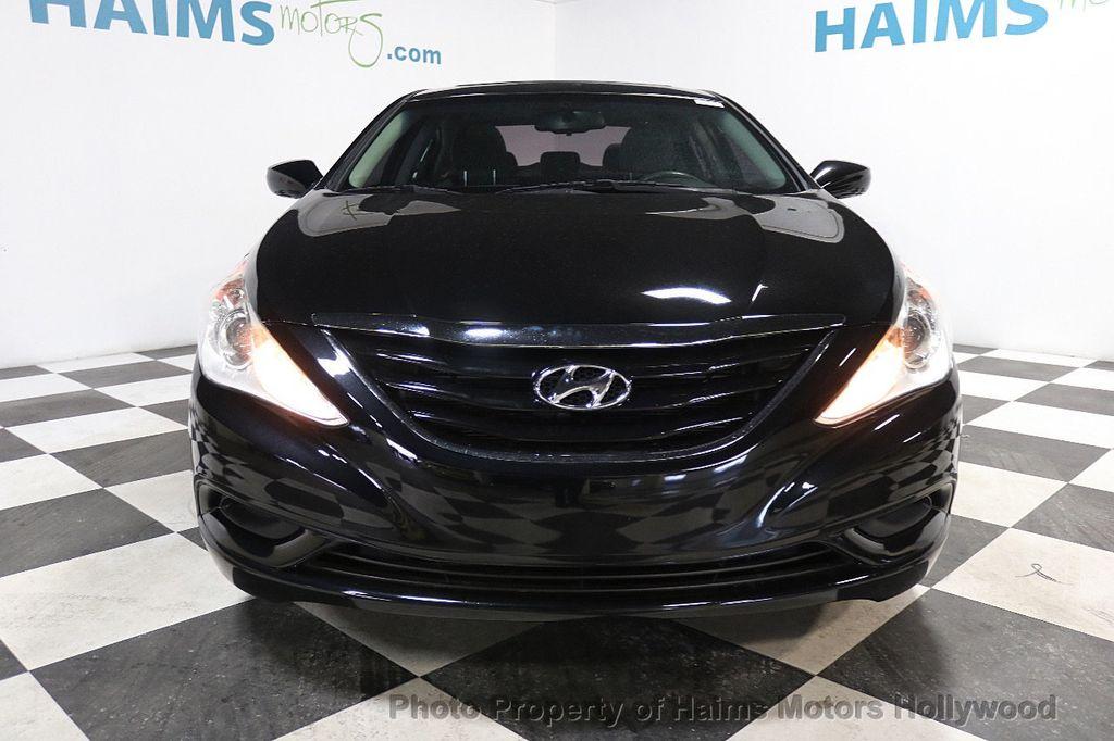 2012 Hyundai Sonata GLS - 17843921 - 2